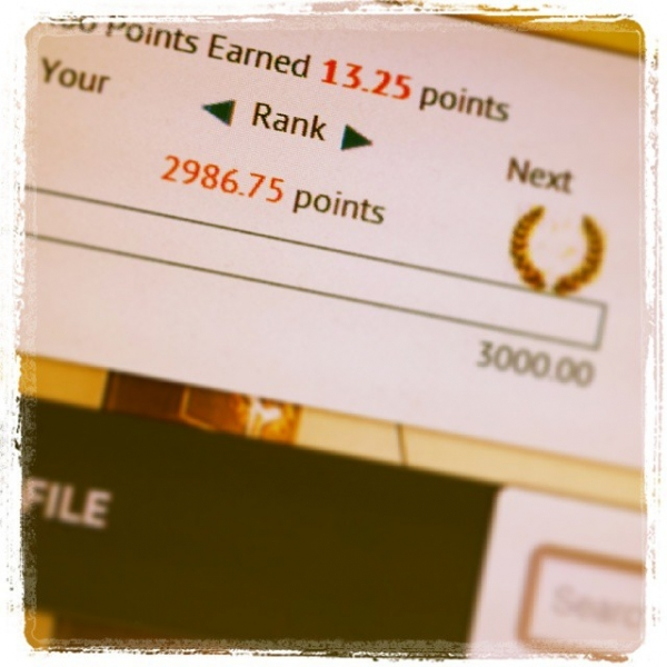 Earn Points & Redeem Rewards